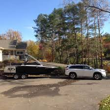 toyota highlander towing can you tow with a toyota highlander image gallery
