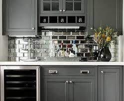 kitchen mirror backsplash 5 ideas for the kitchen backsplash