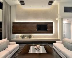 living room showcase as partition for dining and living room