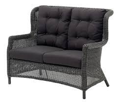 Jysk Storage Ottoman Lounge Sofa Falkenberg 2 Pers Grey Jysk