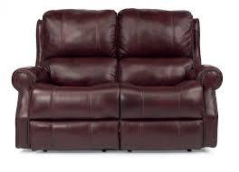 flexsteel reclining sofa reviews flexsteel leather sofa reviews nrhcares com