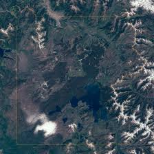 Satellite View Map Satellites Track Yellowstone U0027s Underground Heat Image Of The Day
