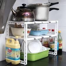 rangement sous evier cuisine rangement sous evier cuisine etagare sous evier modulable rangement