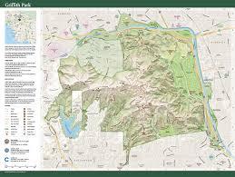 griffith park map vahrenwald