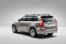 used volvo trucks for sale in sweden 2016 volvo xc90 revealed in sweden