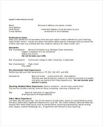 not to include in resume 44 sle resume templates free premium templates