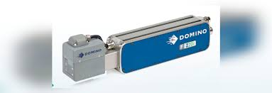 domino new fiber laser marking and coding device by domino domino