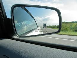 Blind Spot Side Mirror Seeing Into Blind Spots Clever Trick To Properly Align A Car U0027s