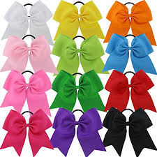 cheap hair bows cheerleading hair bows for how to make hair bows