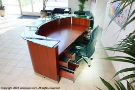 Deep Office Desk Manhattan Reception Desk
