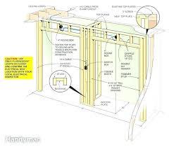 Closet Door Opening Size Bedroom Closet Dimensions Closet Door Height Standard Bedroom Door