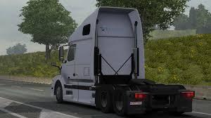 volvo 680 truck volvo vnl 670 1 23 truck euro truck simulator 2 mods