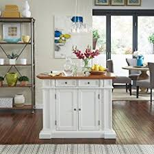 distressed island kitchen home styles 5002 94 kitchen island white and