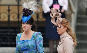 Princess Beatrice Hat Meme - in pictures best worst hats at the royal wedding