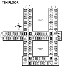 Floor Plan Of A House With Dimensions Room U0026 Board Rates Descriptions
