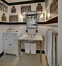 1920s Kitchen Lighting Baroque Recessed Medicine Cabinets Technique New York Traditional