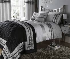 bed sheets on sale uk gatsby duvet set silver gatsby duvet set