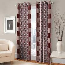 Curtains For Doors Impeccable Home 2 Pc Polyester Eyelet Door Curtains Curtains For