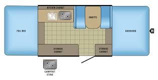 100 rialta motorhome floor plans pleasure way class b motorhome