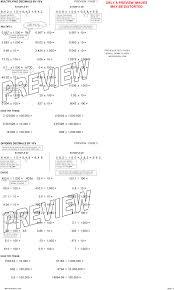decimal multiplication and division worksheets worksheets