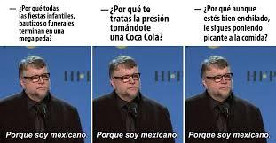 Meme Mexicano - por que soy mexicano el nuevo meme de guillermo del toro