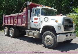 craftsman 48250 1996 ford lt9000 dump truck item i3614 sold july 17 con