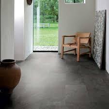 Slate Grey Laminate Flooring Quick Step Livyn Ambient Click Black Slate Amcp40035 Vinyl