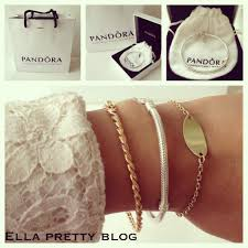 tiffany bracelet review images Ella pretty blog birthday goodies lv tiffany pandora and jpg