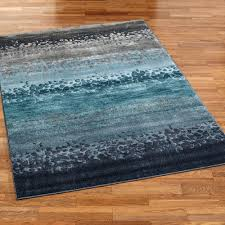 Blue Ombre Area Rug by Ombre Rugs Ombre Dye Rug West Elm Fair Inspiration Home Design