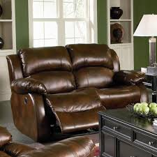 Leather Reclining Sofa Loveseat by Morrell Leather Reclining Sofa Set Sofa Sets