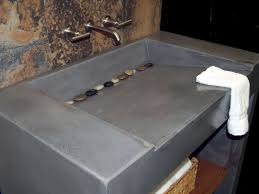 how to build a concrete sink picture 15 of 50 diy concrete sink beautiful custom concrete