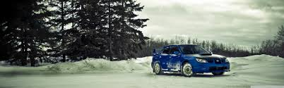 2015 subaru wrx wallpaper subaru sti winter 4k hd desktop wallpaper for u2022 dual monitor
