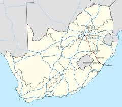 Google Maps South Africa by N3 Road South Africa Wikipedia