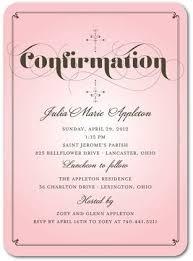 confirmation invitations confirmation invitation ideas party xyz