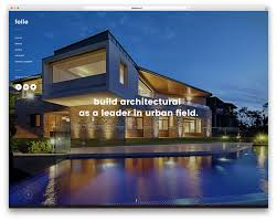 aurora home design and drafting best wordpress themes for architects and architectural firms 2017