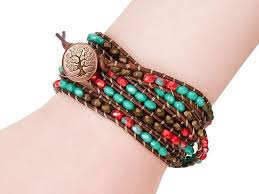bracelet wrap wire images Tips on creating wrap style bracelets artbeads jpg
