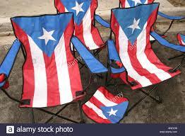 Flag Folding Miami Florida Little Havana Calle Ocho Festival Cuban Fair Folding
