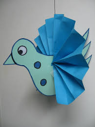 craft with jack 3 d bird