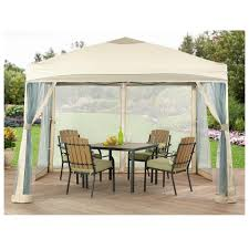 10 u0027 x 10 u0027 outdoor portable gazebo backyard gazebo gazebo
