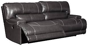 Cloth Reclining Sofa Power Sofas Loveseats And Recliners Furniture Homestore