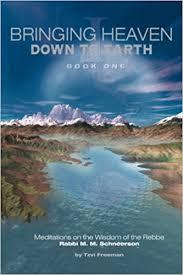 the rebbe book bringing heaven to earth book 1 tzvi freeman the rebbe m m