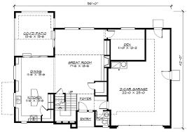 open loft house plans open rail study loft 23399jd architectural designs house plans