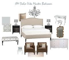 Master Bedroom Design Plans Bedroom Am Dolce Vita