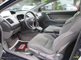 2009 Honda Civic Coupe Interior 2009 Honda Civic Lx Coupe Interior Color Photos Gtcarlot Com