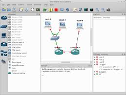 tutorial gns3 linux set up gns3 with open source routers open source routing and