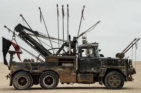 survival truck check out the incredible steampunk trucks from mad max trucks