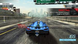 nfs most wanted apk free for speed most wanted for android