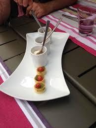 la cuisine limoges amuses bouche picture of la cuisine limoges tripadvisor