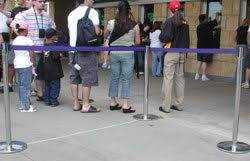 stanchion rental rent retractable belt stanchions from ally rental queue posts