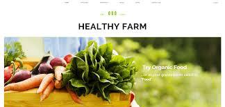 theme wordpress agriculture healthy farm premium responsive agriculture wordpress theme